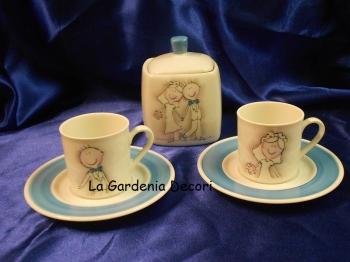 Set Caffe' Sposi