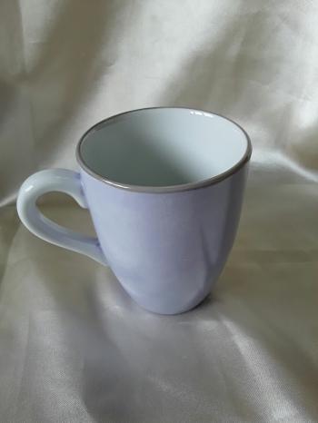 Tazza mug lilla bimba con codine